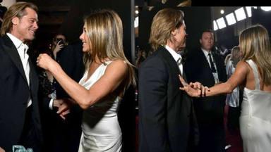 Del encuentro más esperado entre Brad Pitt y Jennifer Aniston a lo que no se ha contado fuera de cámaras