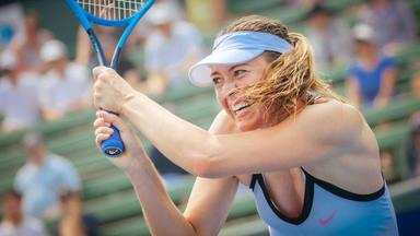 María Sharapova, de tenista a modelo y empresaria: se retira la diva de la raqueta