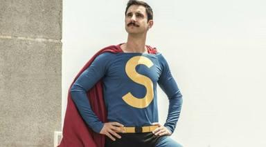 Dani Rovira en la película Superlópez