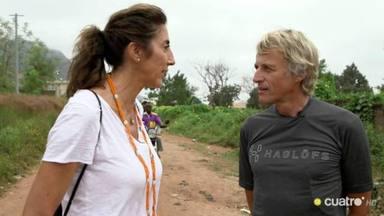 Paz Padilla confiesa su mayor miedo a Jesús Calleja y era una pandemia