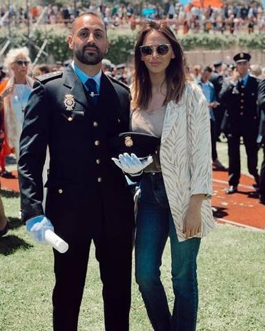 Manuel, el hermano policía de Irene Rosales