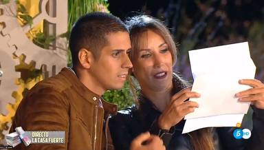 La comentada decisión de Fani tras conocer el resultado de su test de embarazo en 'La casa fuerte'