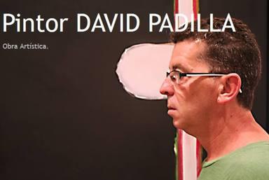 Exposición antológica de David Padilla en el Museo de Jaén