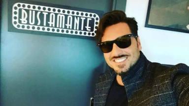 David Bustamante ficha como reportero de 'Como Sapiens'