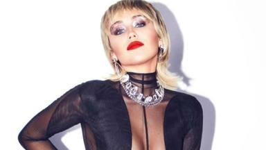 Miley Cyrus sorprende en su último directo con el tema más conocido de Blondie
