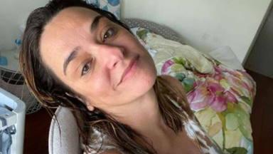 El tremendo susto de Toñi Moreno al ver a su hija en una portada de revista