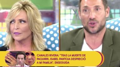 Antonio David Flores le manda una dura advertencia a Lydia Lozano