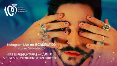 Tienes una cita con Camilo y CADENA 100: ¿qué le preguntarías si tuvieseis un encuentro en directo?