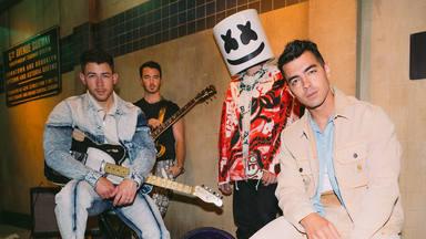 'Leave Before You Love Me' ha unido a Jonas Brothers y Marshmello y aquí podemos escuchar el resultado