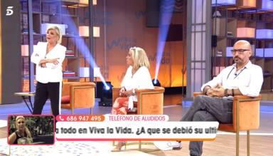 Terelu Campos revela la decisión de María Teresa Campos tras el fichaje de Edmundo Arrocet por Telecinco