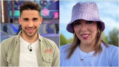 Lorena Edo y Miguel Frigenti, en pleno foco mediático