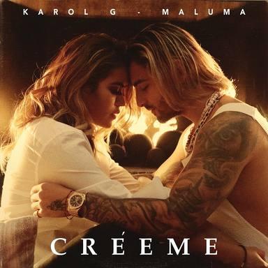 """Karol G y Maluma, """"Créeme"""""""