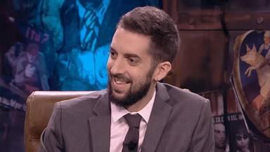 David Broncano, presentador de 'La Resistencia'
