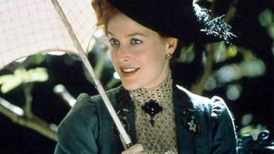 Gillian Anderson en La casa de la alegría
