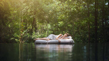 Consejos para dormir plácidamente en plena ola de calor