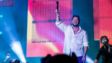 Manuel Carrasco conquistó Concert Music Festival