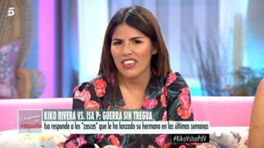 Isa Pantoja en 'El programa del verano'