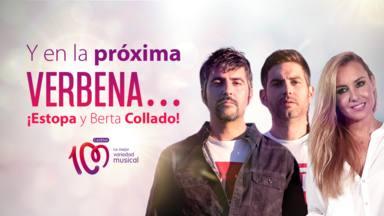 Estopa y Berta Collado se unen a la diversión de 'La Verbena' esta semana