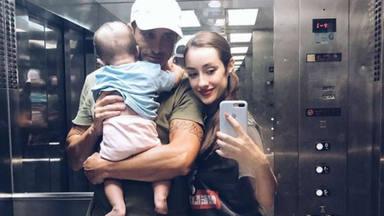 La reveladora imagen de Adara Molinero con su hijo Martín tras el juicio público sobre su maternidad