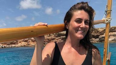 Carlota Corredera se muestra sin complejos y defiende a Rocío Flores