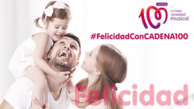 Celebra con CADENA 100 el Día Internacional de la Felicidad