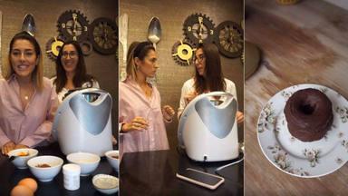 Paz Padilla y Anna Ferrer hacen una receta de éxito