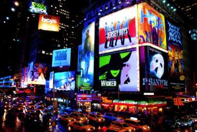 Broadway tanca... al menys fins al setembre