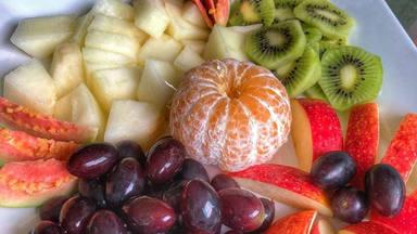 Conservar las frutas fuera de la nevera