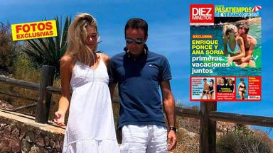 Enrique Ponce y Ana Soria podrían llevar un año y medio juntos