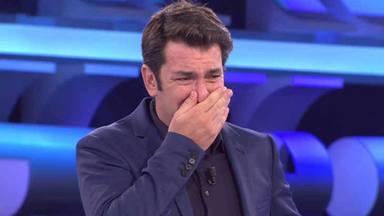 Arturo Valls en 'Ahora Caigo' mascarilla