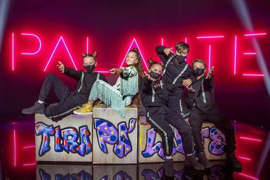 Aires urbanos, flamenco y hasta skates: ¡así ha sido la actuación de Soleá en Eurovisión Junior 2020!