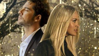 David Bisbal y Carrie Underwood