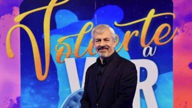 Carlos Sobera recibe una noticia inesperada que le devuelve la ilusión
