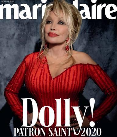 Dolly Parton portada