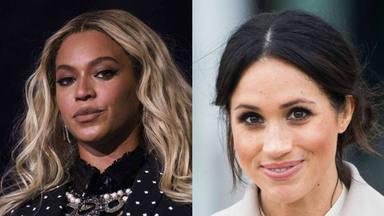 Beyoncé hace lo inesperado, mojándose sobre la demoledora entrevista de Meghan Markle