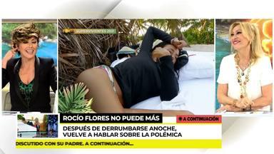 Rosa Benito traiciona a Olga Moreno al revelar el retoque estético que está ocultando en 'Supervivientes