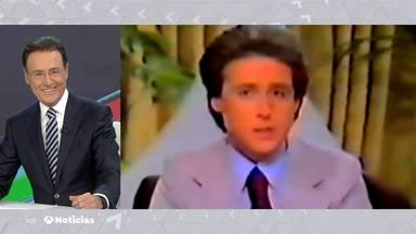 Mónica Carrillo revela el pasado desconocido de Matías Prats en Eurovisión: Hace ya mucho tiempo de eso