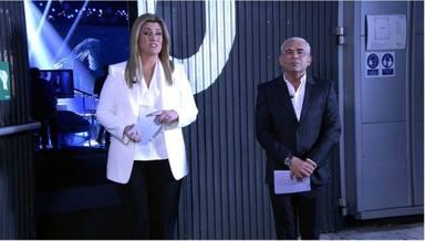 Jorge Javier Vázquez y Carlota Corredera, guerra abierta en Mediaset por los egos de los presentadores