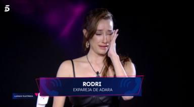 La llamada sorpresa de Rodri Fuertes a la casa de 'Secret Story' que ha dejado en 'shock' a Adara Molinero