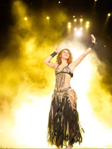Shakira: fin de gira mundial, videoclip y su pie