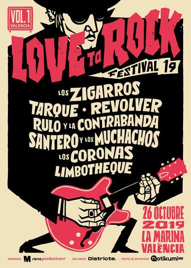 CARTEL LOVE TO ROCK