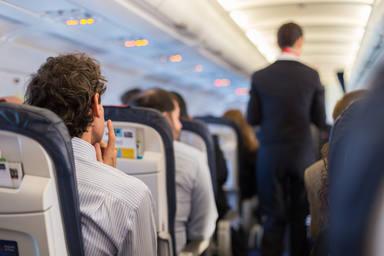 El asiento que eliges en un vuelo te define
