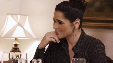 Rosa López en 'Ven a cenar conmigo'