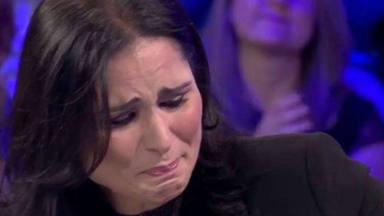 El llanto Rosa López y su denuncia al recordar el capítulo más amargo de su carrera