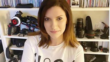 Laura Pausini reacciona de forma radical ante el Coronavirus: ''Me quedo en casa''