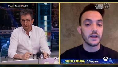 Pablo Motos y C.Tangana analizan la situación de crispación