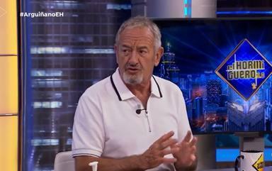 Karlos Arguiñano en 'El Hormiguero'