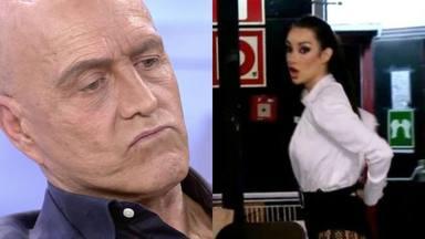 Adara Molinero y Kiko Matamoros Sábado Deluxe