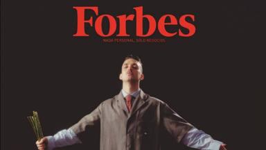 C. Tangana, primer artista en la portada de Forbes España