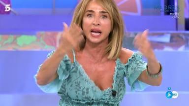 María Patiño carga contra Carmen Borrego